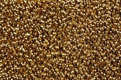 Guld- textur Royaltyfri Bild
