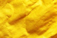 guld- textur för bakgrund och design Royaltyfria Foton