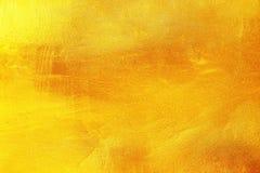 guld- textur för bakgrund och design Arkivfoto