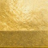 Guld- textur och bakgrund arkivfoto