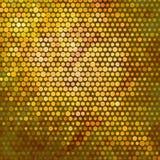 Guld- texturbakgrund Royaltyfri Foto