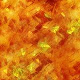 Guld- texturbakgrund Arkivfoton