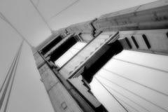 guld- torn för port Royaltyfria Foton