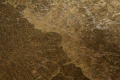 Guld- vägg Royaltyfri Foto