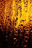 guld- vatten Arkivbild