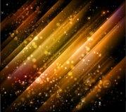 guld- vektor för bakgrund Royaltyfri Foto