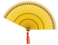 guld- ventilator stock illustrationer