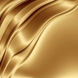 Guldbakgrund Arkivfoton