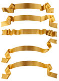 guldband Fotografering för Bildbyråer
