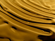 guldflytande Arkivbilder