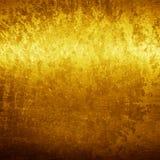 guldgrungetextur Royaltyfria Foton