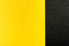 Guldguling och kol Gray Abstract Geometric Background arkivbild