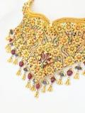 guldhalsband Royaltyfria Bilder