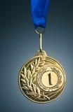 guldmedalj fotografering för bildbyråer