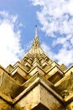 guldpagoda Royaltyfria Bilder