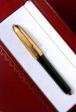 guldpenna Arkivfoton