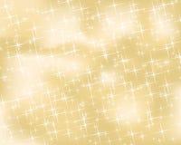 Guldshine Royaltyfri Foto