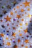 guldstjärnor arkivbild