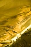 guldtextur Royaltyfria Bilder
