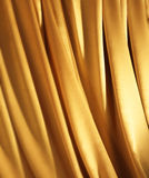 Guldtyg Royaltyfri Fotografi