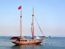 Gulet yacht Royalty Free Stock Image