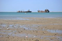 Gulf of Aden Stock Photo