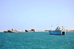 Gulf of Aden Stock Photography