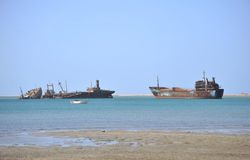 Gulf of Aden Royalty Free Stock Images