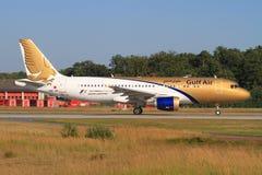 Gulf Air image libre de droits