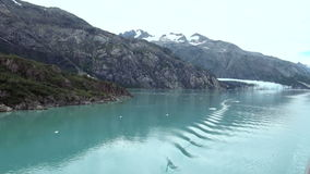 Gulf Of Alaska stock video