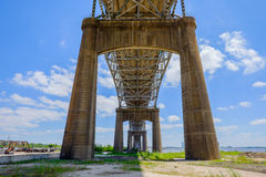 Gulf Coast Bridge Royalty Free Stock Images