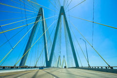 Gulf Coast Bridge Stock Images