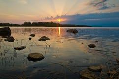Gulf of Finland Stock Photo