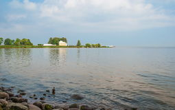 The Gulf of Finland Royalty Free Stock Photo