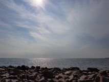 Gulf of Finland 2 Royalty Free Stock Photography
