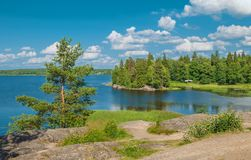 Gulf of Finland Royalty Free Stock Photo