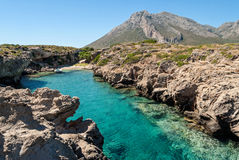 Gulf in Greece Stock Images