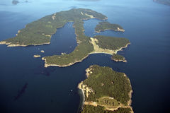 Gulf Islands, USA Royalty Free Stock Images