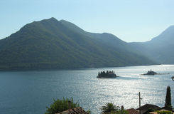 Gulf of Kotor Stock Images