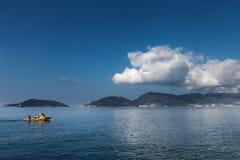 Gulf of La Spezia, Italy. Stock Images