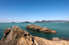 Gulf of La Spezia - Liguria Italy Royalty Free Stock Images