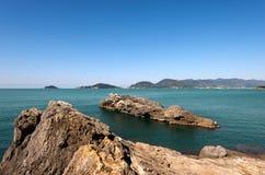 Gulf of La Spezia - Liguria Italy Royalty Free Stock Images
