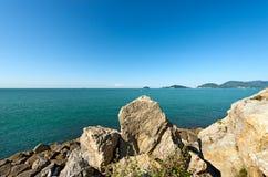 Gulf of La Spezia - Liguria Italy Royalty Free Stock Photo