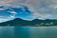 Gulf of Langkawi Stock Images