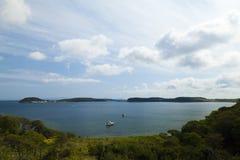 Gulf Maritime Stock Photo