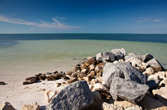 Gulf of Mexico, Florida Royalty Free Stock Photo