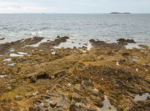 Gulf of Morbihan Royalty Free Stock Photography