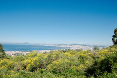 Gulf of Naples Royalty Free Stock Photo