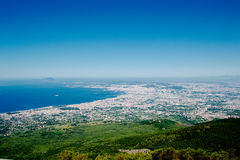 Gulf of Naples Stock Photography