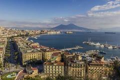 Gulf of Naples Stock Photo
